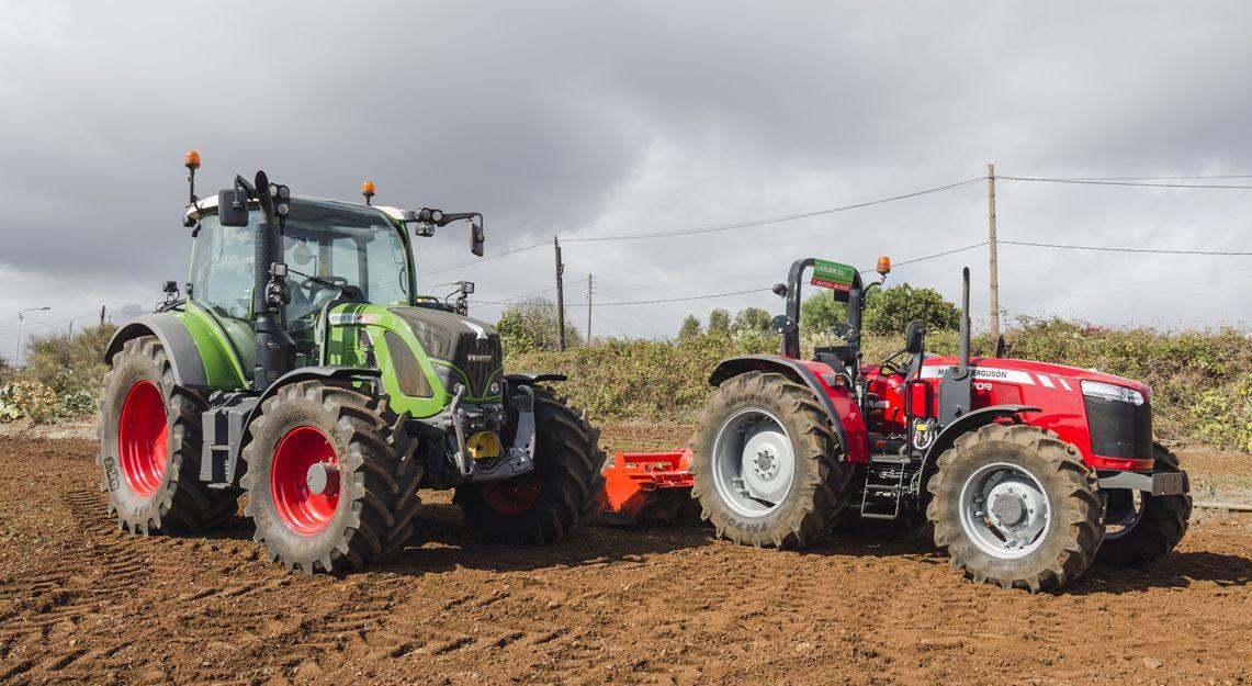 Venta de tractores en Tenerife
