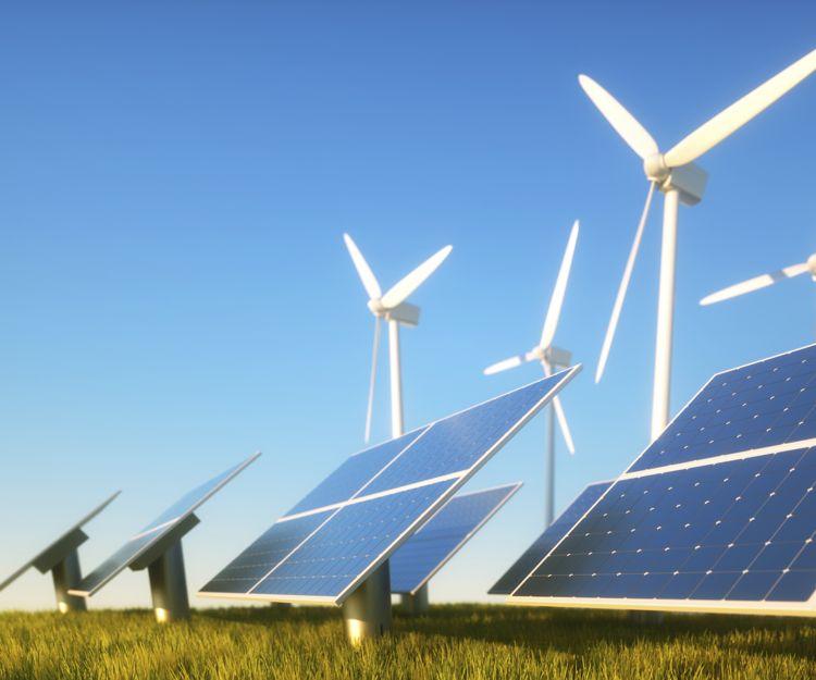 Instalación de paneles de energía solar