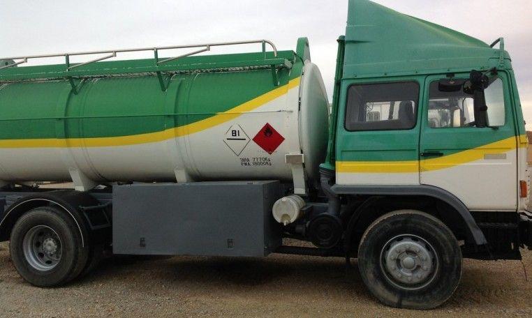 Camiones y remolques: Productos y Servicios de Eloy Pérez S.L.