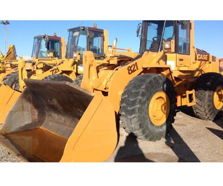 Vehículos para construcción en Albacete