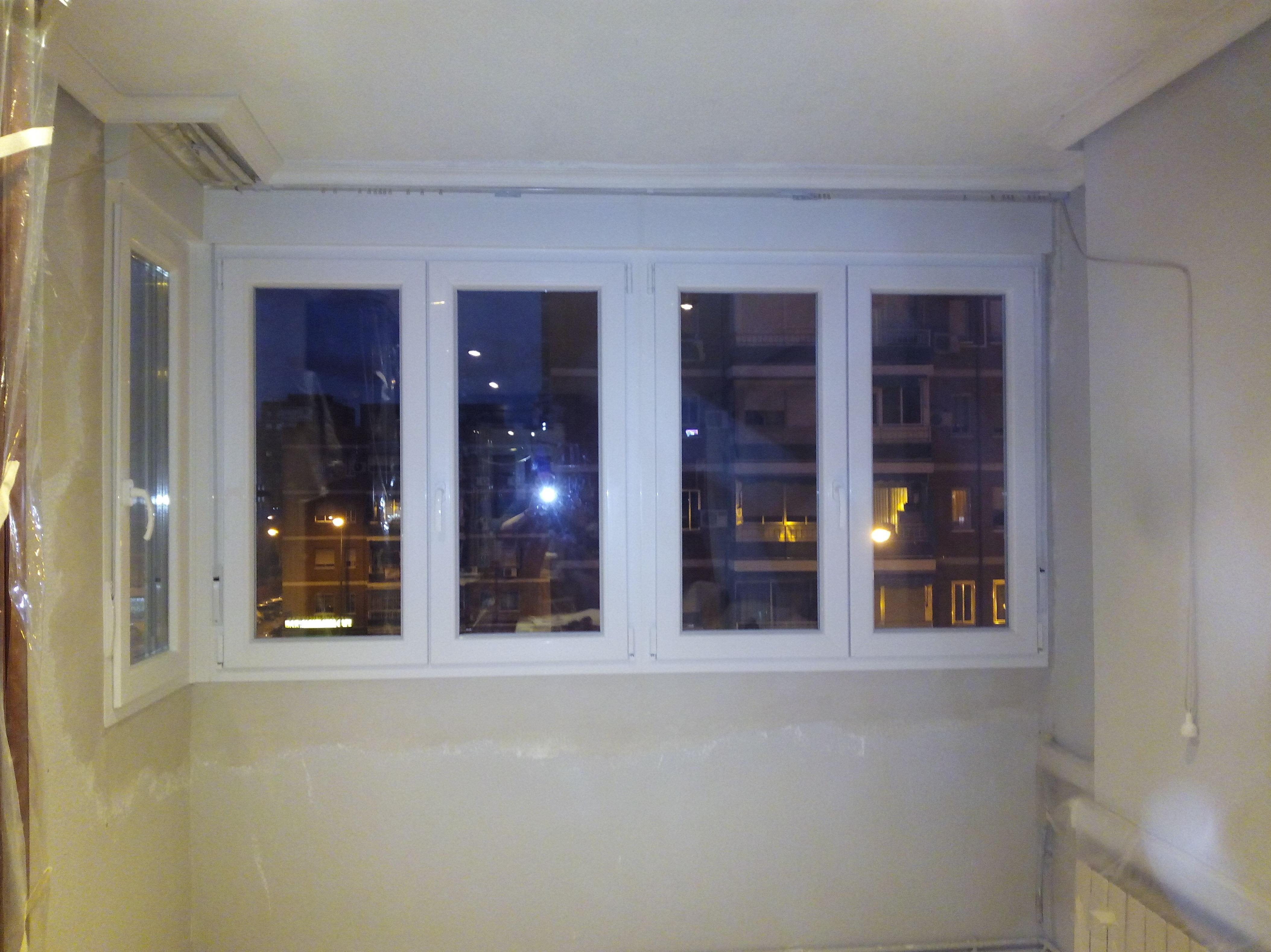 ventanas de pvc en leganés