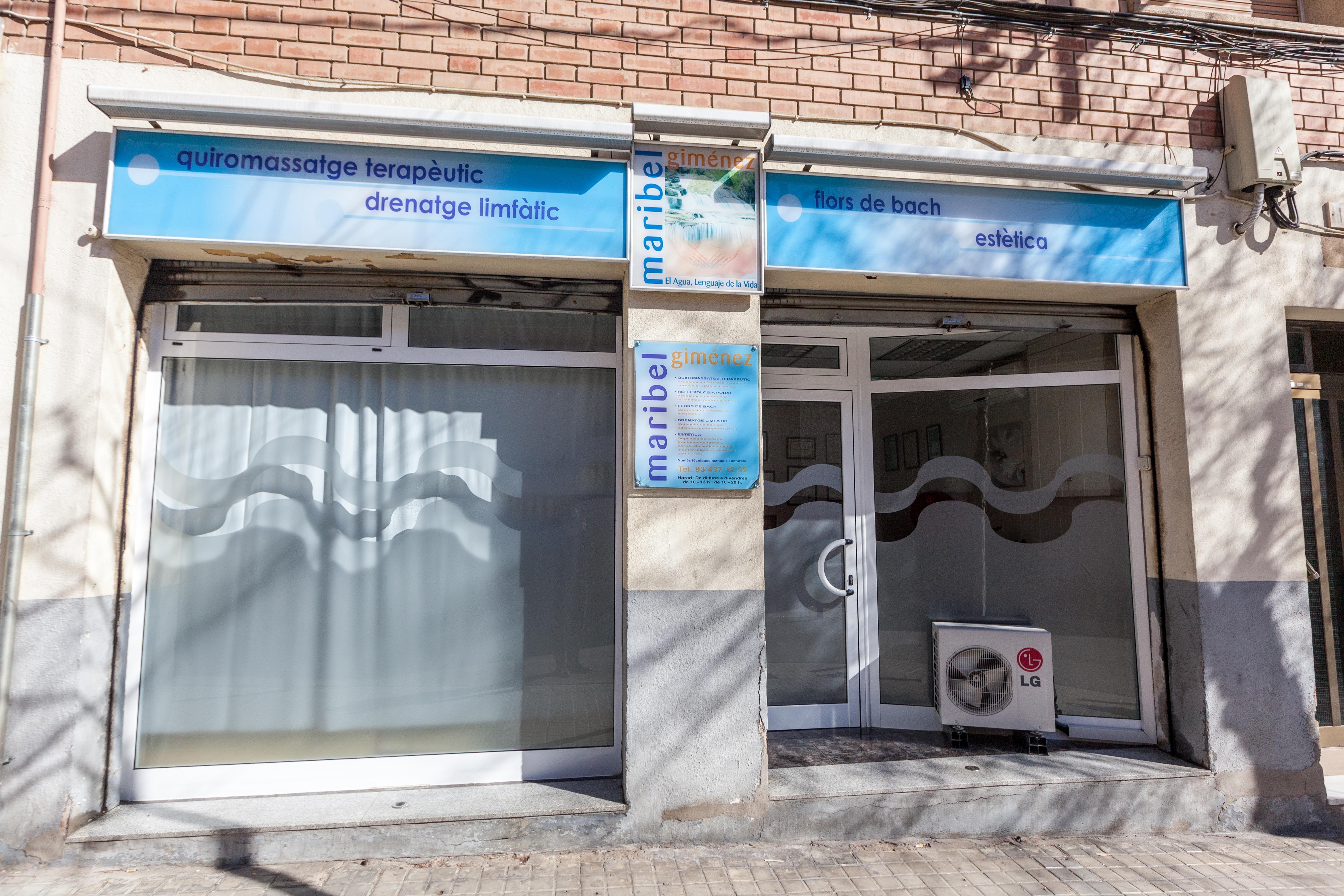 Foto 3 de Quiromasajes en Hospitalet de Llobregat | Quiromasaje y  Estética Maribel Giménez