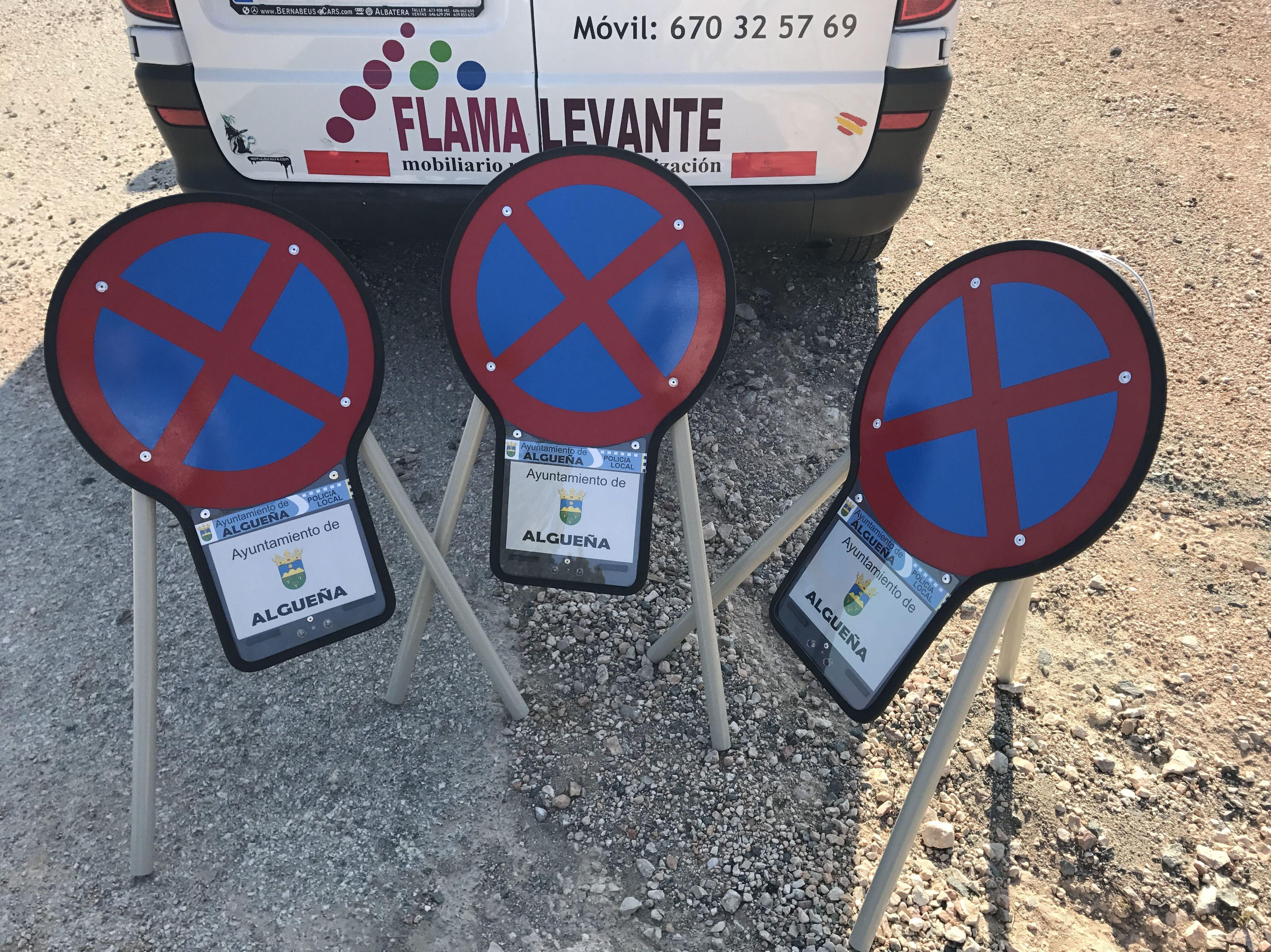 Foto 13 de Mobiliario urbano en Albatera | Flama Levante