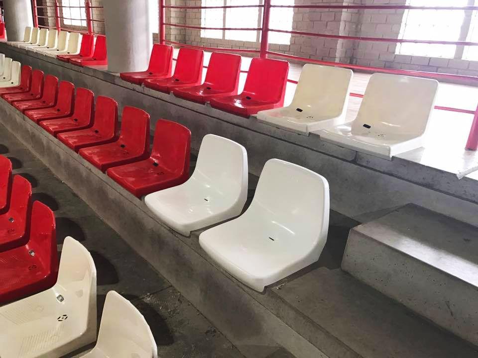 Equipamiento para instalaciones deportivas