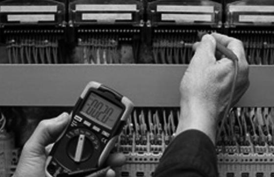 Instalador electricista autorizado en Terrasa|Caparrós Mariño