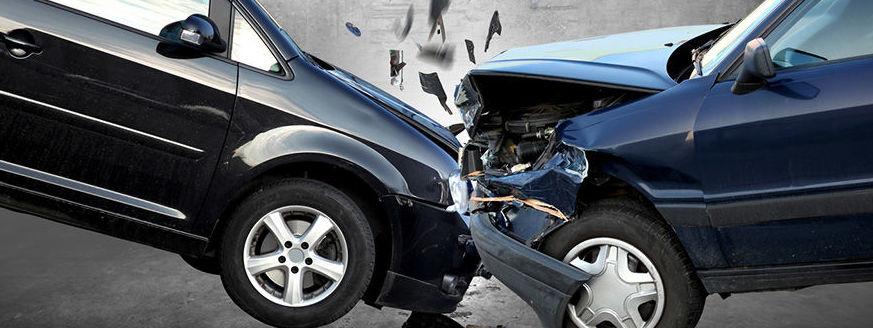 Reclamación de daños personales por accidente de trafico, vía telemática en Pontevedra