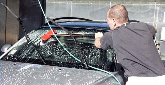Sellado de cristales: Servicios de Gepard Auto Center