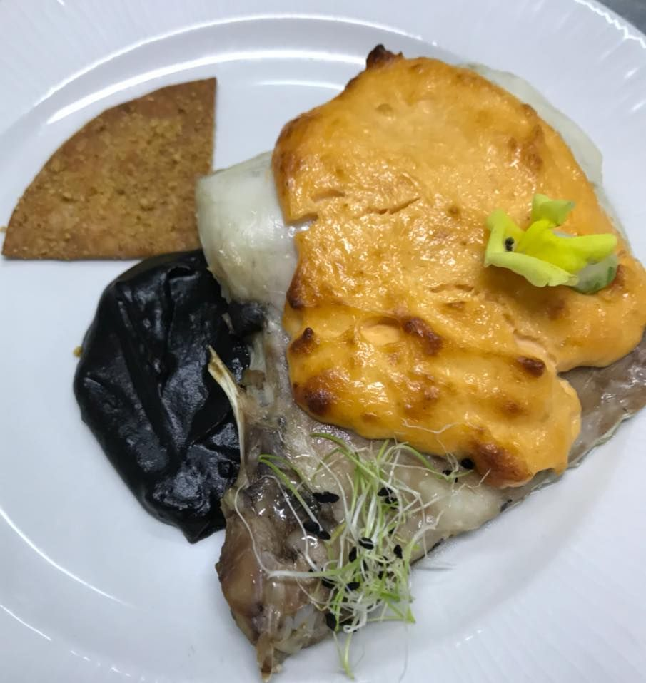 Menú del día en Salillas de Jalón