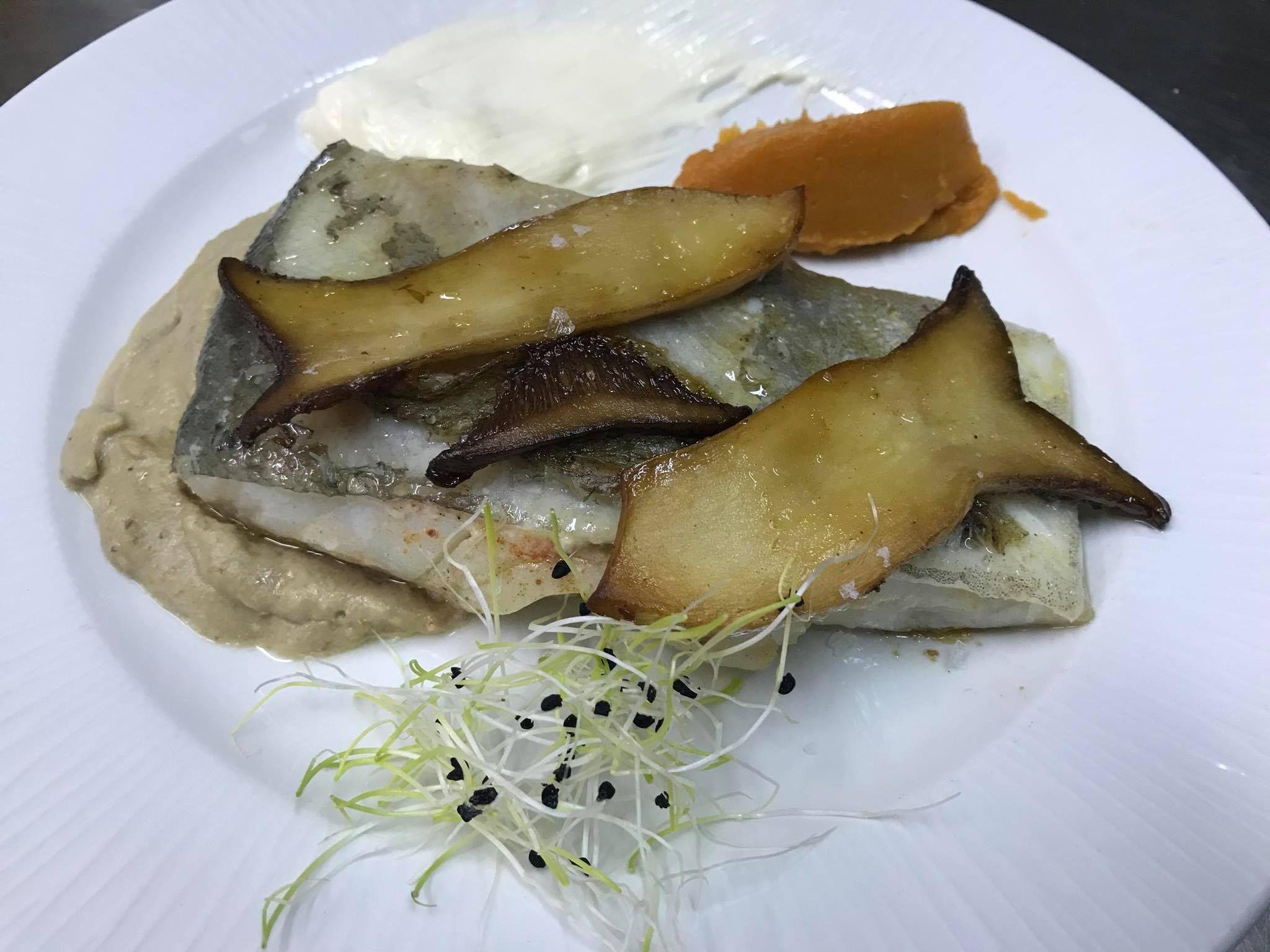 Cocina casera en Salillas de Jalón