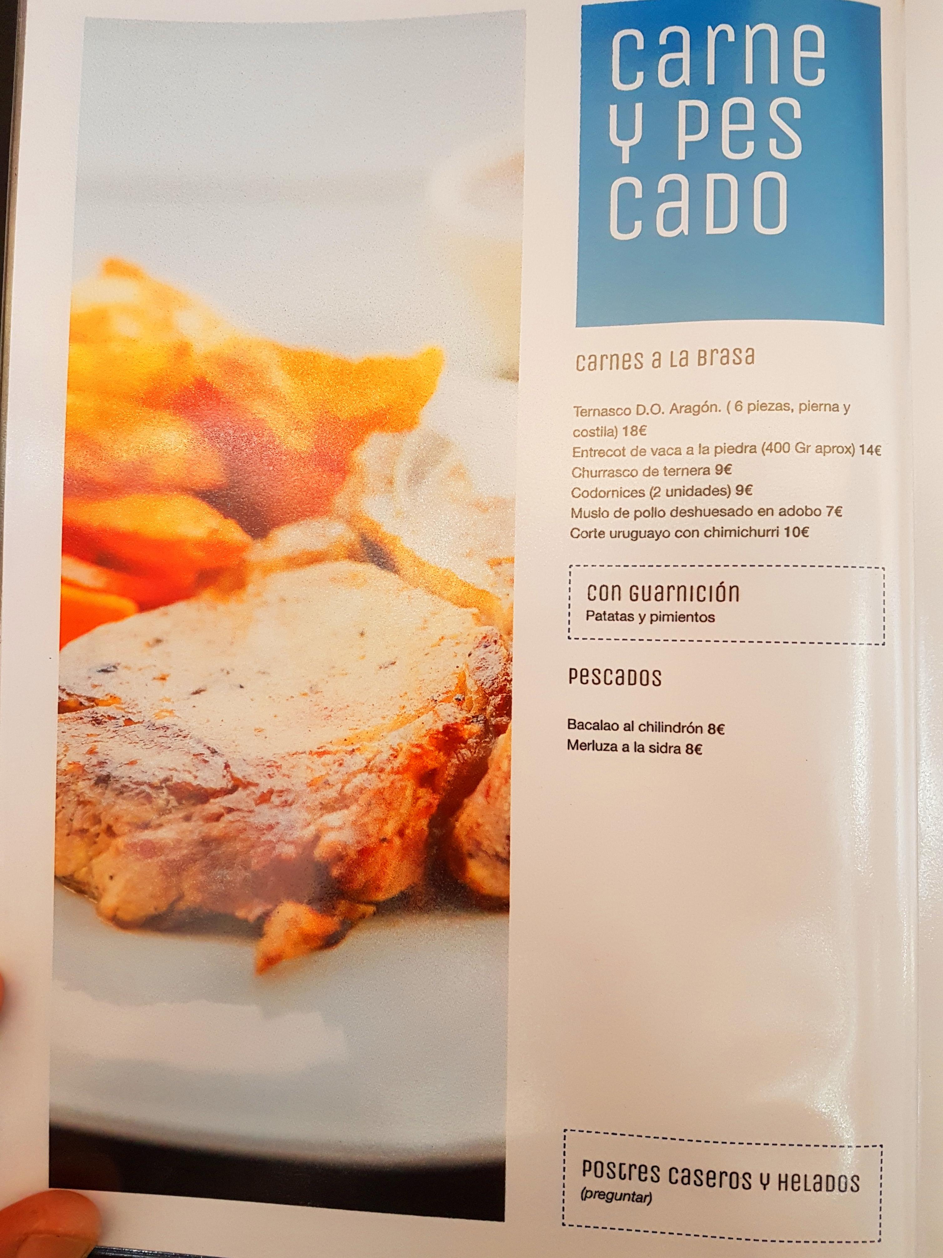 Foto 4 de Cafetería - restaurante en La Muela | Cafetería Restaurante El Asturiano