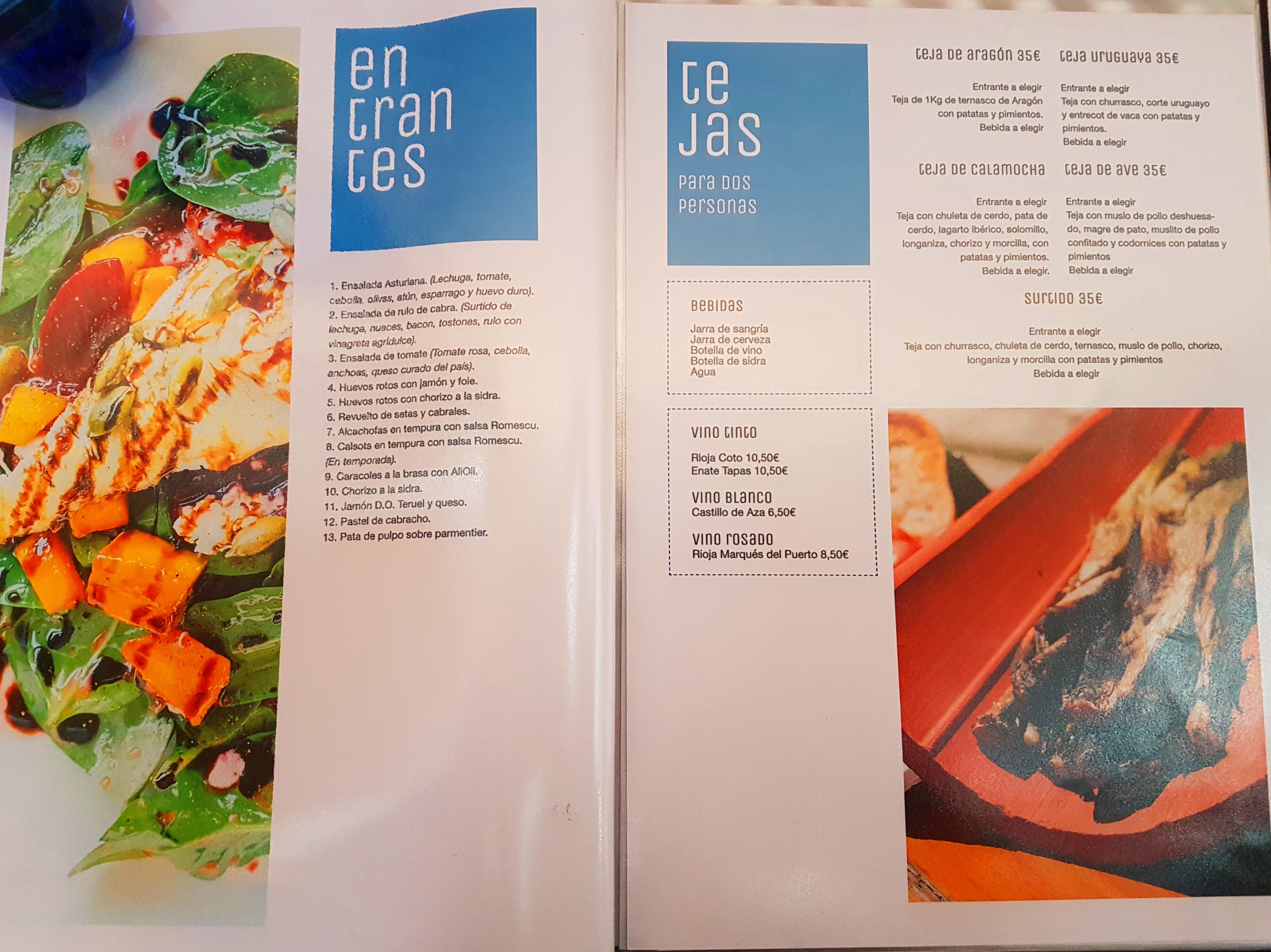 Foto 3 de Cafetería - restaurante en La Muela | Cafetería Restaurante El Asturiano