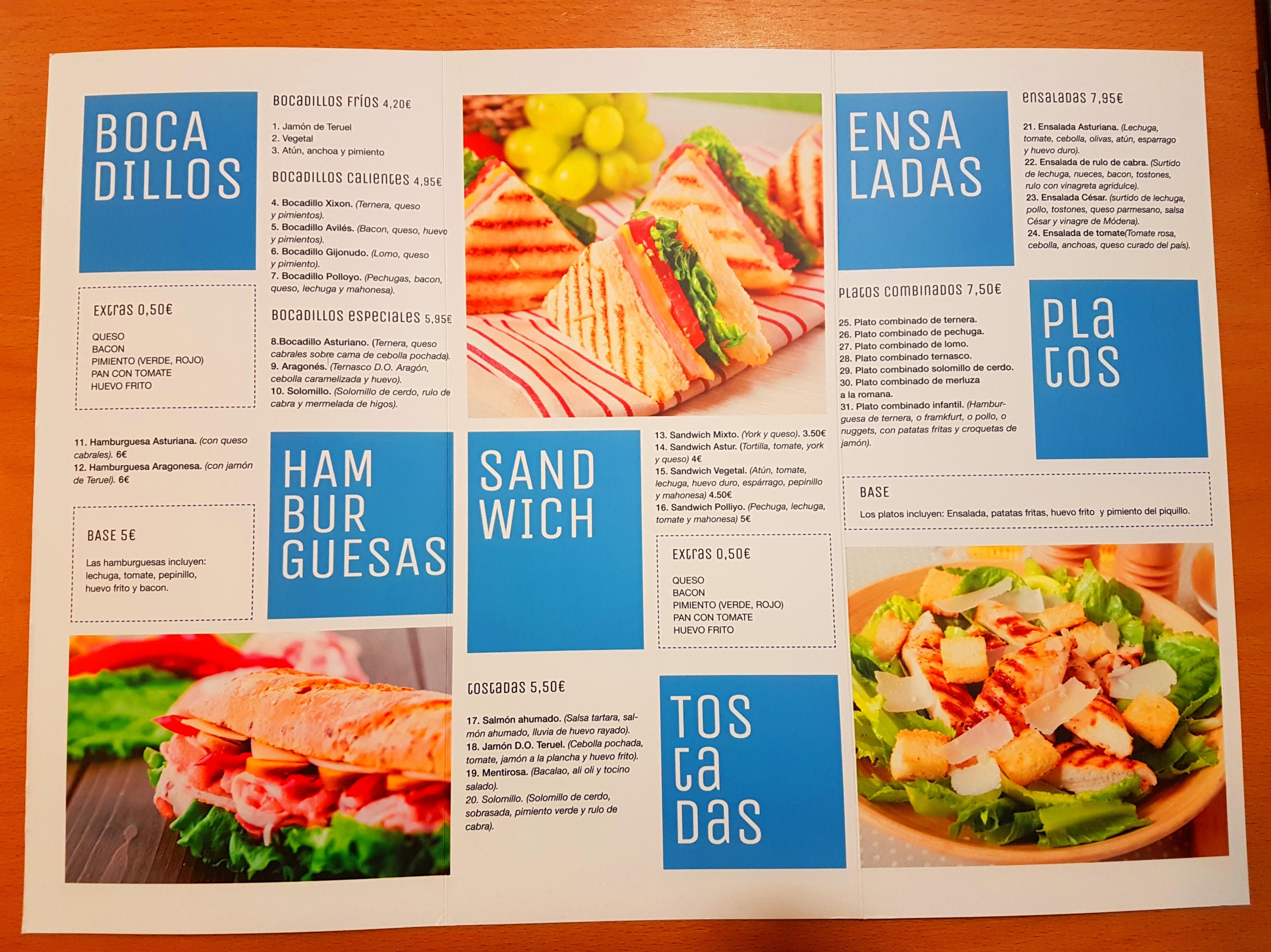 Foto 1 de Cafetería - restaurante en La Muela | Cafetería Restaurante El Asturiano