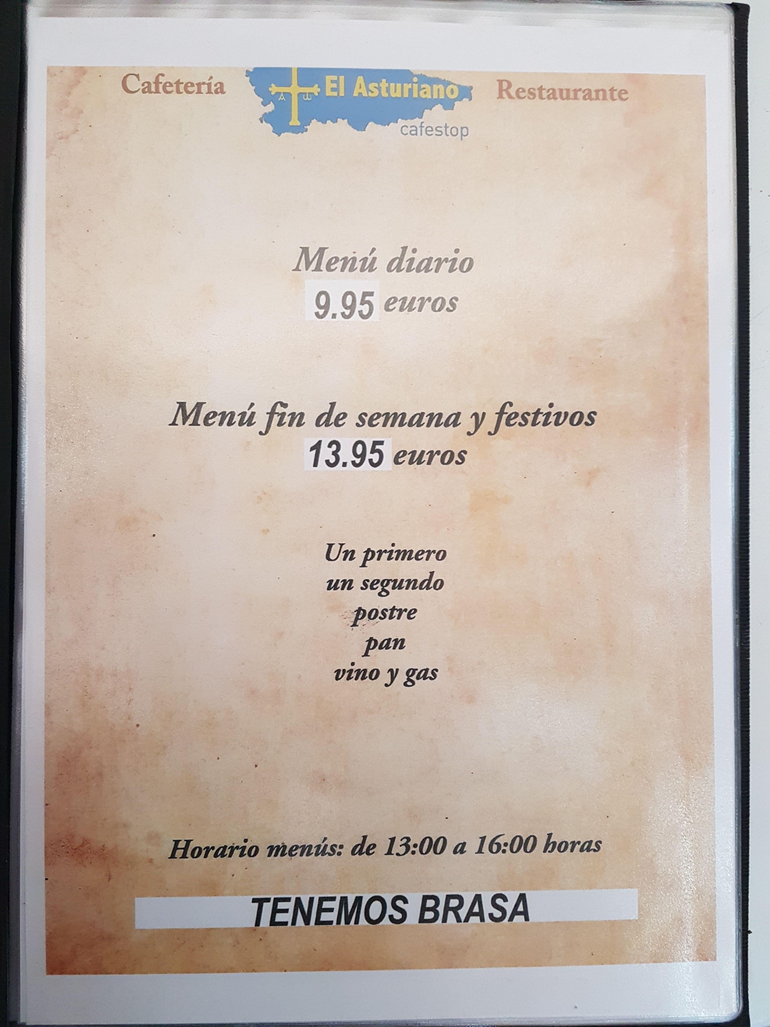 Foto 8 de Cafetería - restaurante en La Muela | Cafetería Restaurante El Asturiano
