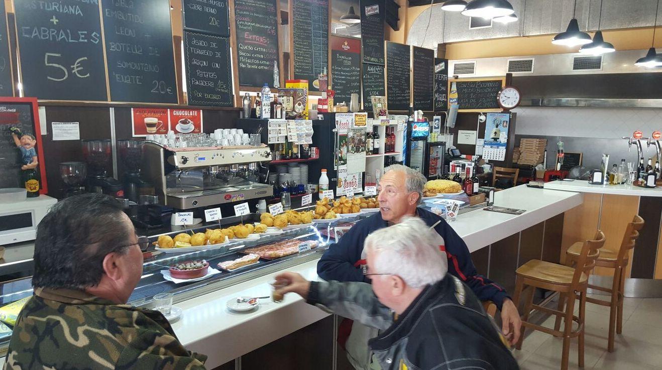 Cafetería restaurante El Asturiano