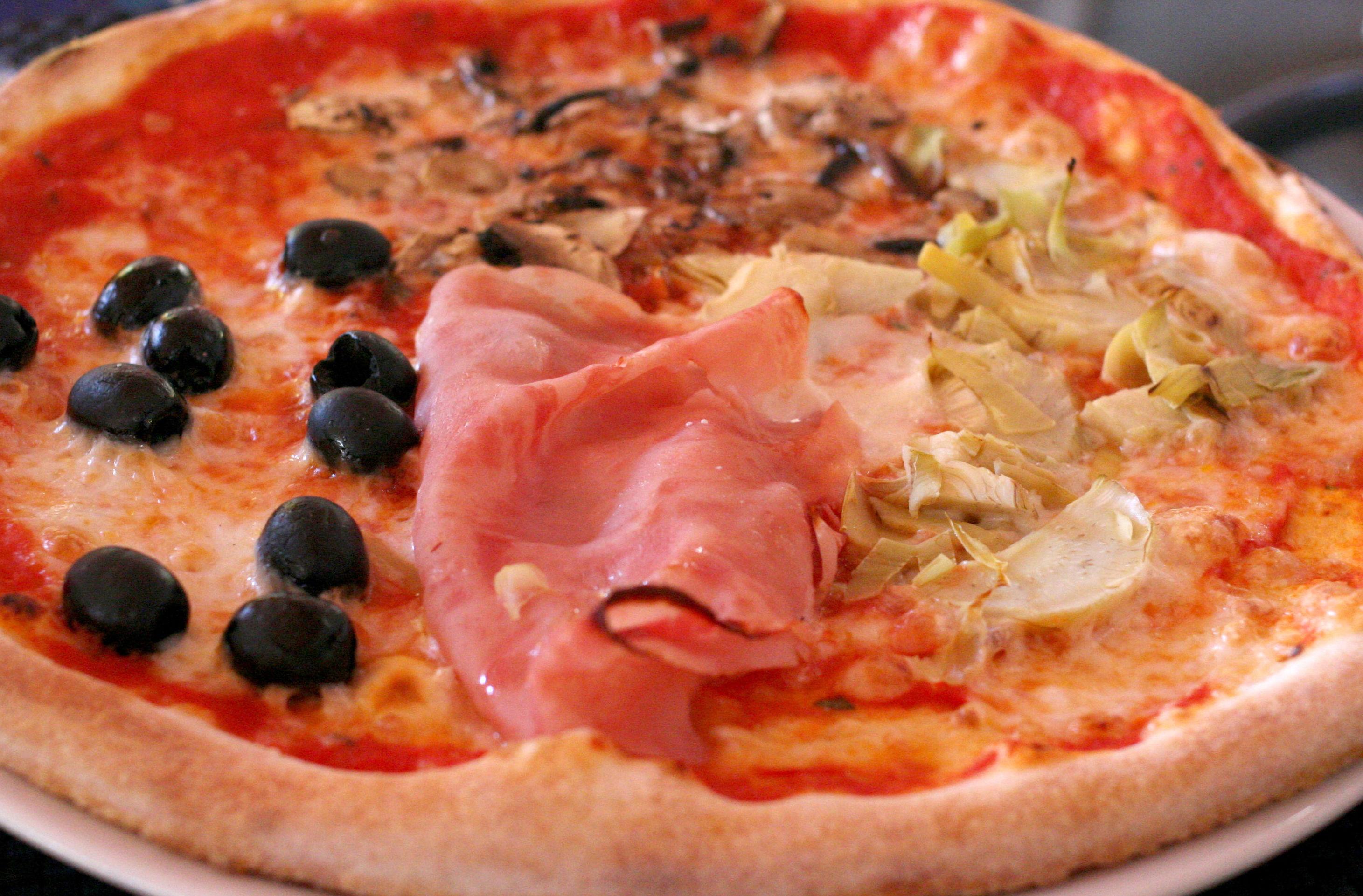 Excelentes pizzas en San Lorenzo de El Escorial (Madrid)