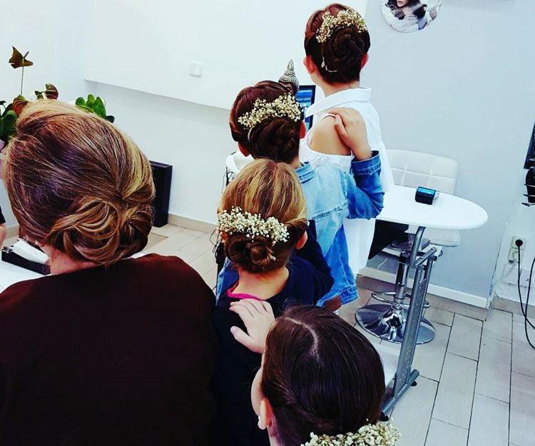 Peluquería especializada en bodas en Madrid