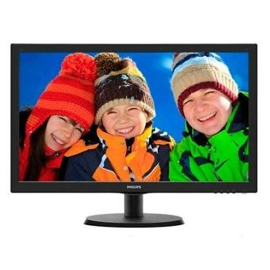 "Philips 223V5LSB2 Monitor 21.5"" Led 16:9 5ms Slim : Productos y Servicios de Stylepc }}"
