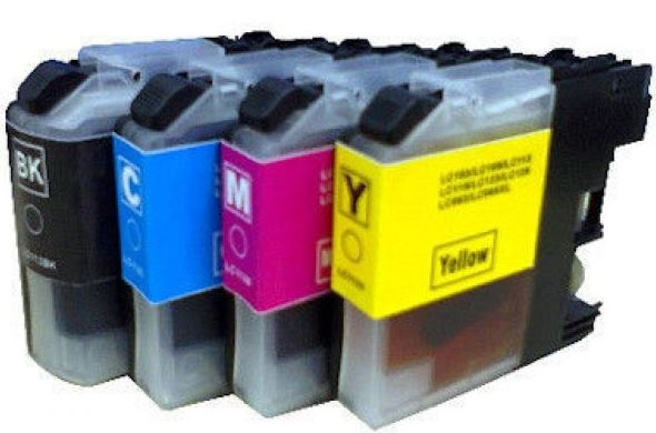 TINTA BROTHER COMP LC123XL CYAN/MAGENTA/AMARILLO V2: Productos y Servicios de Stylepc