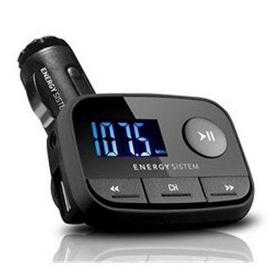 Energy Sistem MP3 Car f2 Black Knight: Productos y Servicios de Stylepc