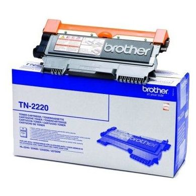 BROTHER TN2220 Tóner Negro HL-2240/50D/70DW : Productos y Servicios de Stylepc