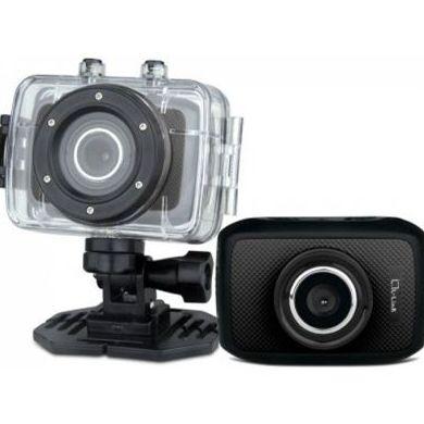 L-link Camara deportiva HD 720p 30fps 5Mpx Negra: Productos y Servicios de Stylepc