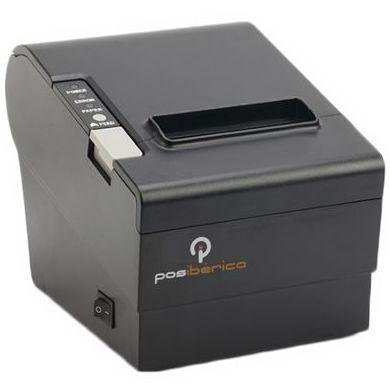 Posiberica Imp.Térmica P80 USB/RS232 Negra : Productos y Servicios de Stylepc