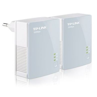 TP-LINK TL-PA411KIT Powerline 500Mbps Homeplug AV : Productos y Servicios de Stylepc