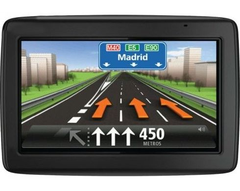 "GPS TOMTOM START 25 WESTERN EUROPE - 5"" / 12.7 CM - 4GB - MICROSD - INDICAC: Productos y Servicios de Stylepc"