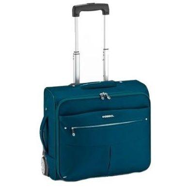 """GABOL Trolley 15.6"""" con 2 ruedas Azul Pilotos : Productos y Servicios de Stylepc"""