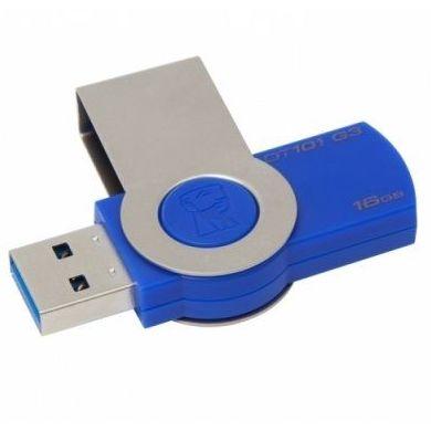 Kingston DataTraveler DT101G3 16GB USB 3.0 Azul/Pl : Productos y Servicios de Stylepc