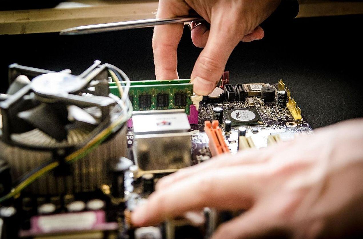 Reparación de ordenadores en empresas y particulares