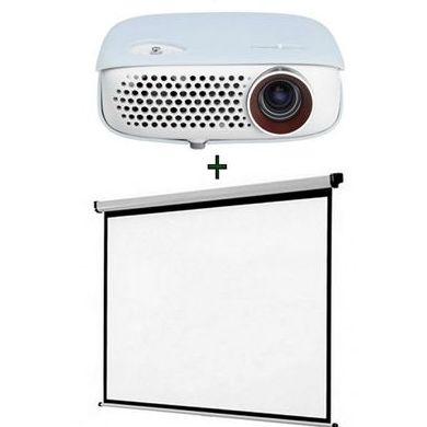 LG PW800 Proyec.LED 800L Sint.TV+iggual pant.200 : Productos y Servicios de Stylepc