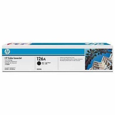 HP Tóner NEGRO HP 126A: Productos y Servicios de Stylepc