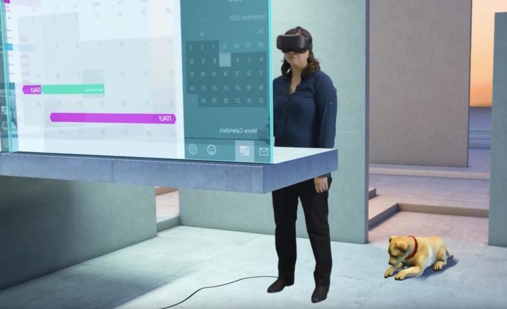 Windows 10 tendrá soporte holográfico