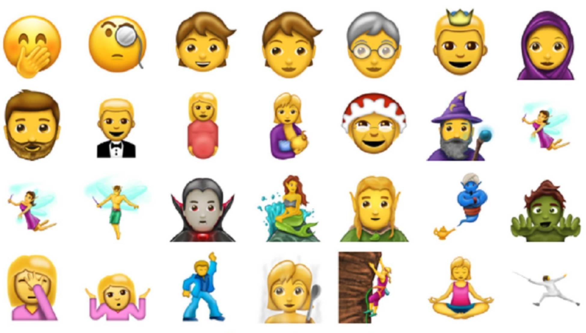 Descubre los nuevos 'emojis' para redes sociales