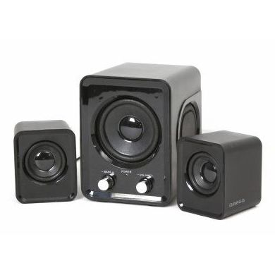 OMEGA ALTAVOCES 2.1 2x3W + 5W SUBWOOFER OG21UB : Productos y Servicios de Stylepc