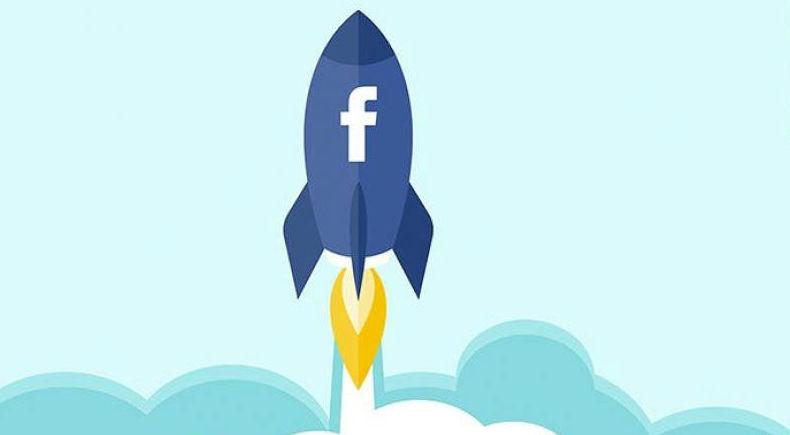¿Qué es el nuevo icono del cohete en Facebook?