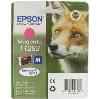 EPSON Cartucho T1283 Magenta SX230/SX420/SX430 : Productos y Servicios de Stylepc