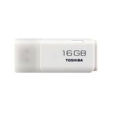 Toshiba Lápiz usb 16GB blanco HAYABUSA U202 : Productos y Servicios de Stylepc