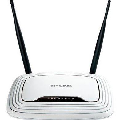 TP-LINK TL-WR841N Router N300 2T2R 5dBi 4p10/100Mb : Productos y Servicios de Stylepc