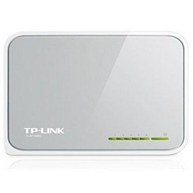 TP-LINK TL-SF1005D Switch 5P 10/100M mini plástico : Productos y Servicios de Stylepc