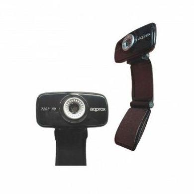 approx Webcam HD720P appWC03HD 720p Negra : Productos y Servicios de Stylepc