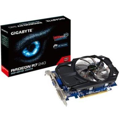 Gigabyte VGA AMD R7 240 2GB DDR3 REV 2.0 : Productos y Servicios de Stylepc