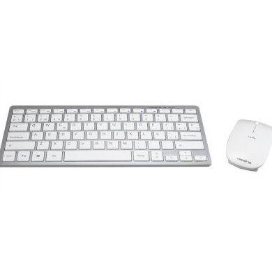 Tacens Levis Teclado+Ratón Inalámbrico Blanco : Productos y Servicios de Stylepc