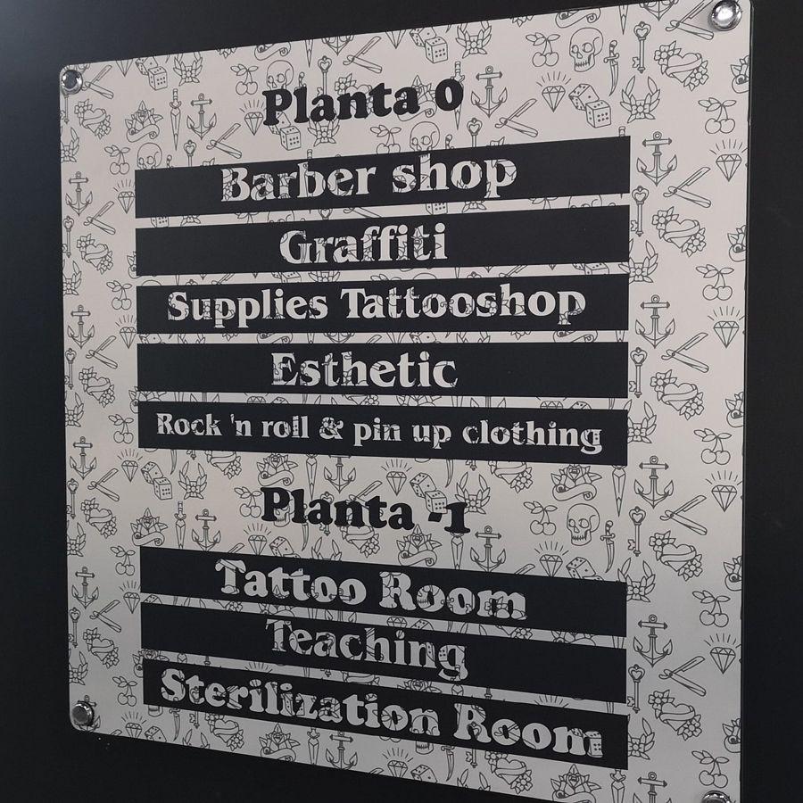 Material para tatuajes Tenerife
