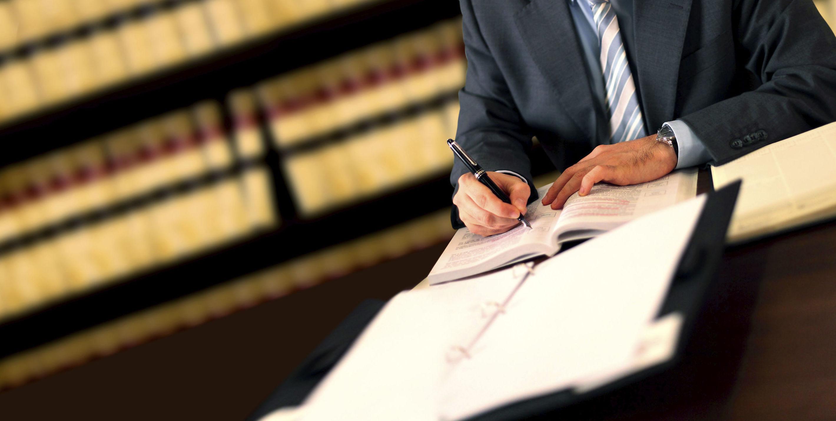 Convocado el examen de acceso a la profesión de abogado