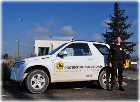 Empresas de seguridad en Sevilla