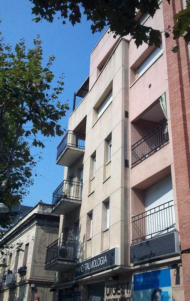 Diseño de bloques de viviendas en Badalona