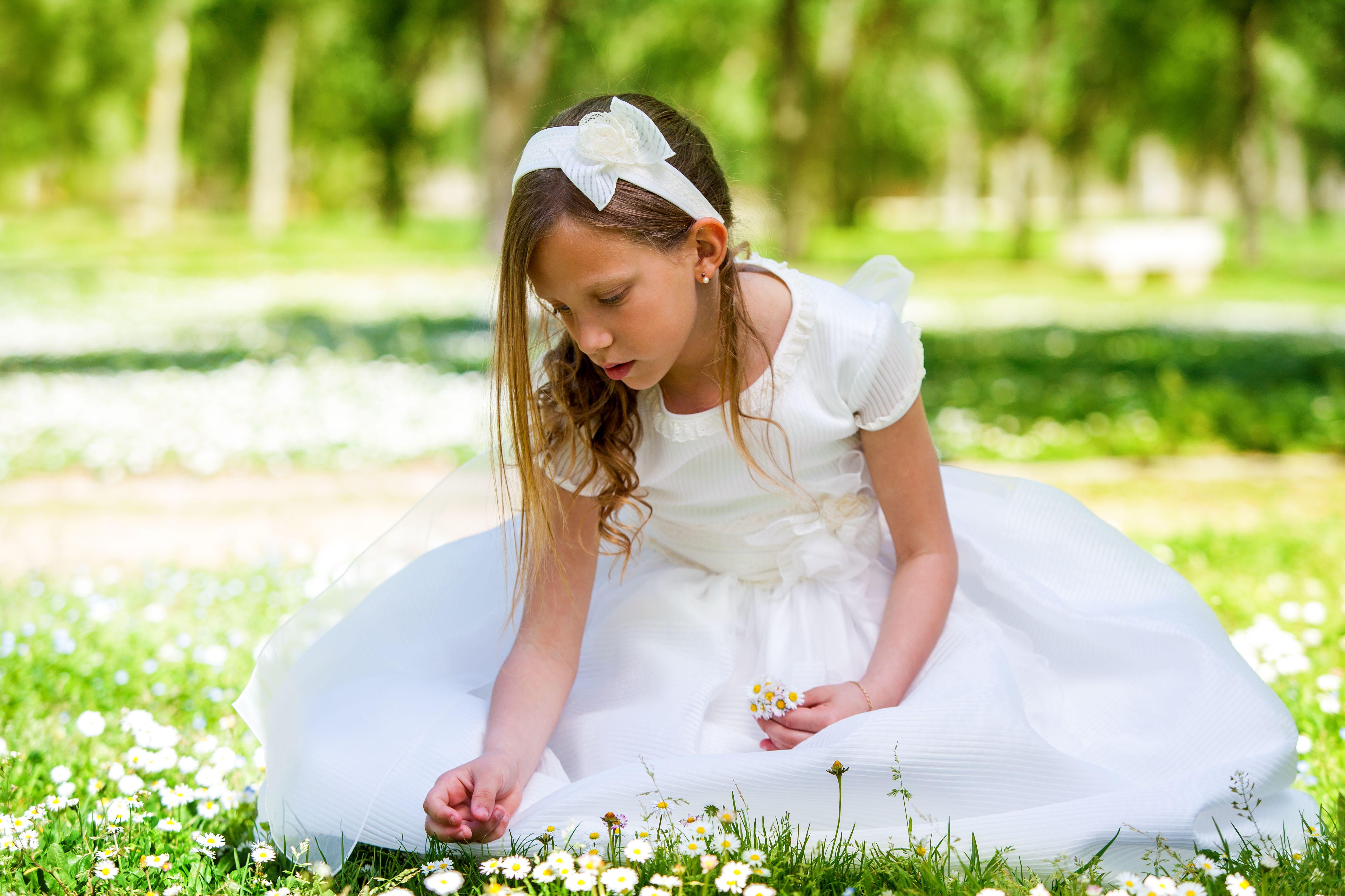 Ropa de comunión para niña en Aguadulce