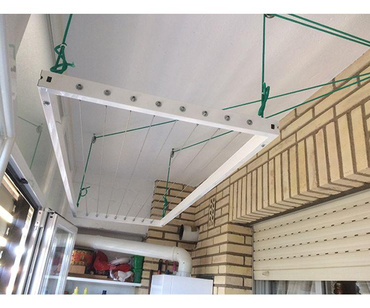 Elementos exteriores para terraza de aluminio